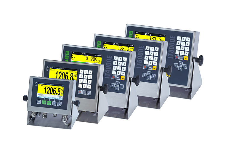 Weighing Indicators / Batching Controllers