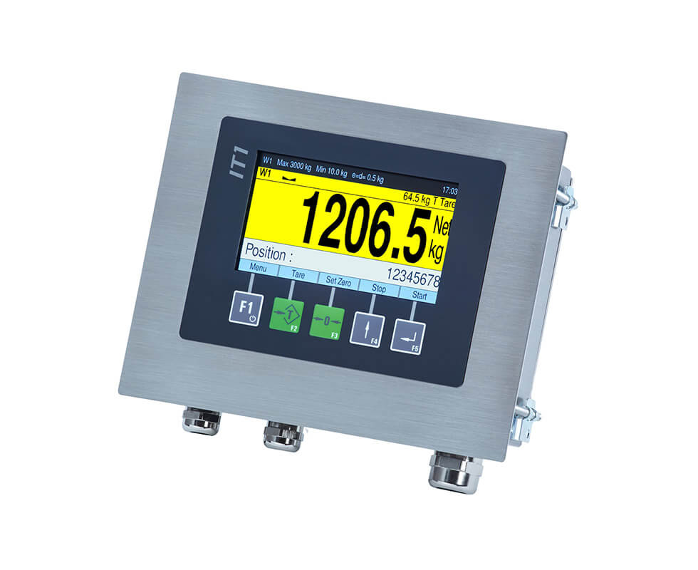 IT1 Weighing terminal / weight indicator